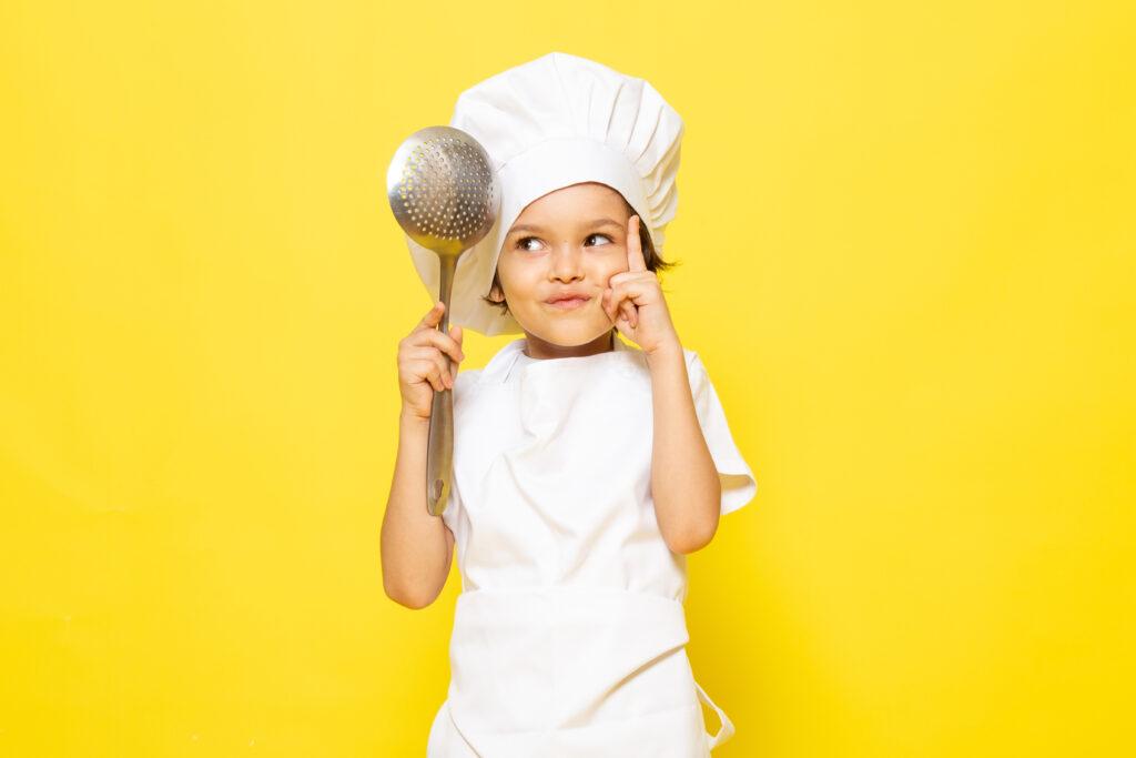 ser żółty dla dzieci